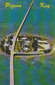 Florida Keys Seven Mile Bridge Over Pigeon Key