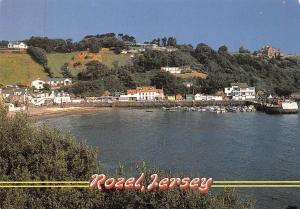 C.I. Jersey, Rozel, bateaux, boats, port