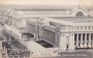 Educational Building, Manufacturers Building, ADV: Mogul Egyptian Cigarettes,...