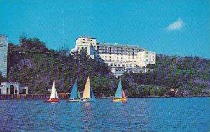 Bermuda Castle Harbour Hotel 1964