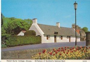 Scotland Postcard - Robert Burns' Cottage - Alloway - Birthplace   AB415