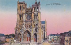 AMEINS, Facade de la La Cathedrale, Somme, France, 00-10s