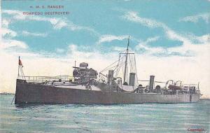 Warship , 00-10s : H.M.S. RANGER