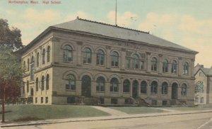 NORTHAMPTON , Massachusetts , PU-1911; High School