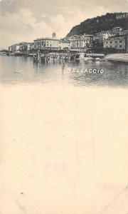 BELLAGIO Lake Como, Lombardy, Italy ca 1907 Vintage Postcard
