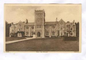 Bala (Welsh: Y Bala) , Gwynedd, Wales, 1930s The college