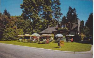 Ferguson Point Tea House , Stanly Park , VANCOUVER , B.C. , Canada , 50-60s