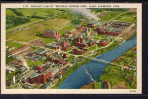 Bird'sEye View,Tennessee Eastman Corp Plant,Kingsport,TN