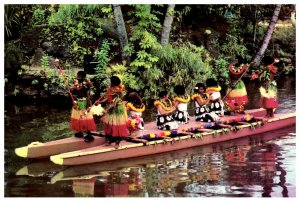 Hawaii   Pageant of the Canoes