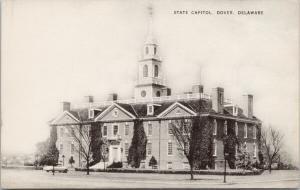 State Capitol Dover Delaware UNUSED Postcard D97
