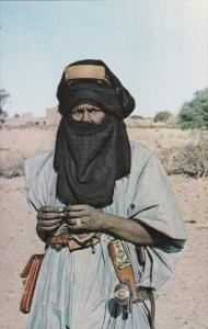 North African Tribesman , 50-60s