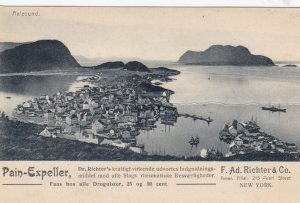 AALESUND , Norway , 00-10s