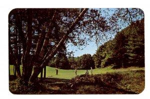 PA - Poconos. Echo Lake, Golf Course