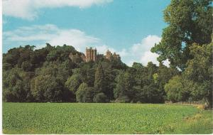 Post Card Somerset Dunster Castle