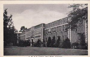 A. M. & N. College, Pine Bluff, Arkansas, PU-1940