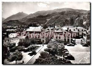 Modern Postcard Argeles Gazost Place Of City Hall