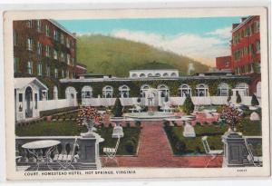 Court Homestead Hotel, Hot Springs VA