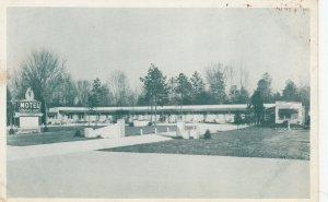 LEXINGTON , North Carolina , 1930-50s ; Motel Cavalier