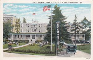 Hotel Belmont, LAKE PLACID, New York, 1910-1920s