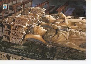 Postal 022575 : Sepulcro de los Reyes de Navarra - Pamplona