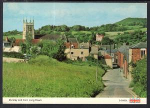 Dursley and Cam Long Down,England,UK BIN