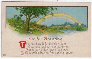 Joyful Greeting