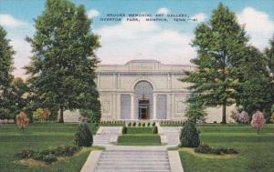 Tennessee Memphis Brooks Memorial Art Gallery Overton Park