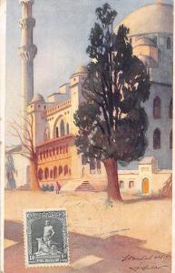Turkey Istanbul Constantinople Mosquee de Suleiman