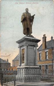 Jarrow The Palmer Statue Monument