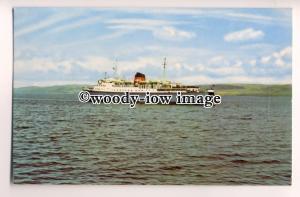 f1036 - British Railways Ferry - Caledonian Princess - postcard