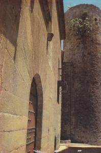 Postal 61623 : Caceres- casa de Carbajal. Torre Redonda