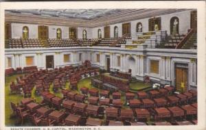 Washington D C Senate Chamber U S Senate