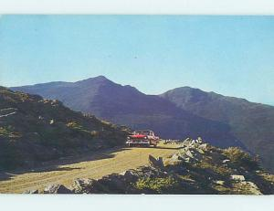 Pre-1980 THE AUTOMOBILE ROAD Pinkham Notch - White Mountains NH hn3193-12