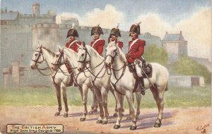 Harry Payne Royal Scot Gray. George III TuckOikette PC # 9478