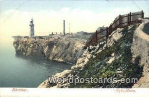 Gibralter Lighthouse Lighthouse
