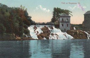 VERGENNES , Vermont , 1900-10s ;  Falls