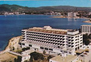 Hotel Nautilus, Bahia de San Antonio, IBIZA, Islas Baleares, Spain, PU-1977
