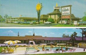 South Carolina Santee Quality Inn Clark's and Restaurant