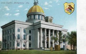 AL-Montgomery - State Capitol