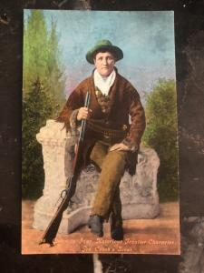 Mint USA Picture Postcard Calamity Jane Notorious Frontier Character
