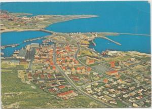 Hvide Sande, 1976 used Postcard