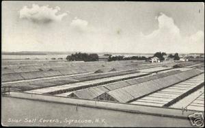 Syracuse, N.Y., Solar Salt Covers (1910)