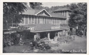 BENTON HARBOR, Michigan, 1900-1910s; Eden Springs, House of David Park