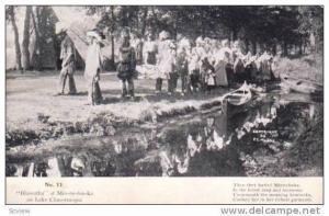 Hiawatha at Min-ne-ton-ka , Funeral of Minnehaha , 00-10s