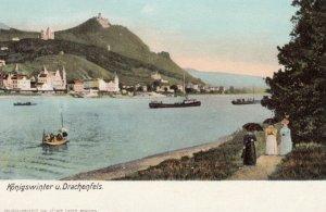 KONIGSWINTER (North Rhine-Westphalia), Germany, 00-10s ; u. Drachenfels