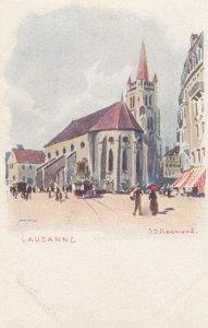 LAUSANNE, Switzerland, 1900-10s