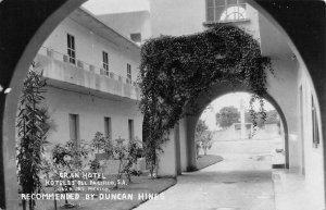 RPPC GRAN HOTEL Hoteles Del Pacifico Guadalajara, Mexico Vintage Photo Postcard