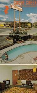 CACHE CREEK , B.C. , Canada , 50-60s ; Travelodge