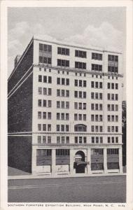 HIGH POINT, North Carolina; Southern Furniture Exposition Building, 10-20s