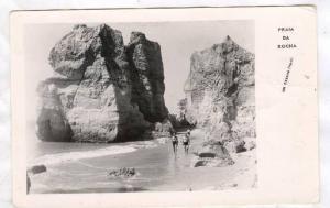 RP; Praia da Rocha, Portugal, PU-1959; Beach view